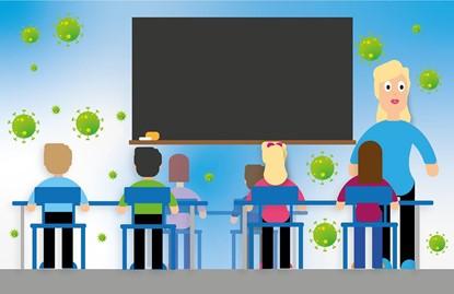 課室上課 (Pixabay)
